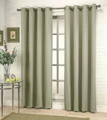 green grommet curtains curtains wall decor