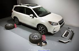 forester subaru 2016 project boosted baby hauler 2016 subaru forester xt