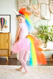 diy rainbow unicorn costume unicorn costume halloween