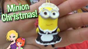 we re a minion despicable me ornaments