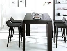table de cuisine haute avec tabouret table de cuisine haute avec tabouret simple finest table haute avec
