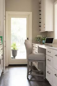 Long Desk With Drawers by Pantry Built In Desk Design Ideas