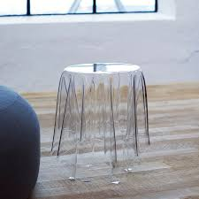 side tables modern illusion table stardust