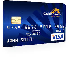 debt cards goldenwest debit card