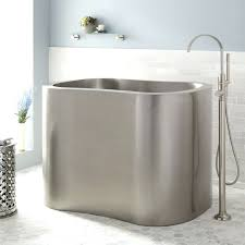 bathtubs stainless steel bath strainer stainless steel bathtubs