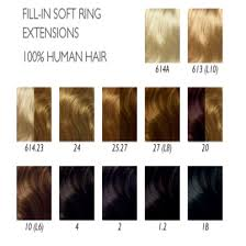 hair color rings images Fill in hair extensions keratin bonding volume color length png