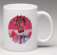 Coffee Mug Designs Coffee Mug Front U0026 Back Design 3 Piece Meal