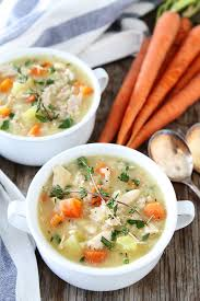 soup kitchen menu ideas easy chicken and rice soup recipe two peas their pod