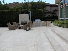 travertine patios u0026 decks design 2 u2014 custom outdoors