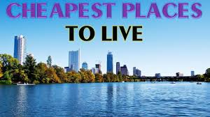 least expensive state to live in 10 cheapest places to live in the us youtube