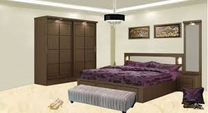 get modern complete home interior with 20 years durability bed