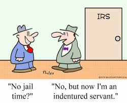 irs the tax issue