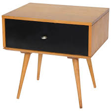 paul mccobb planner group single drawer nightstand solid maple