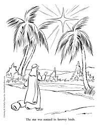 religious christmas bible coloring pages christmas star coloring