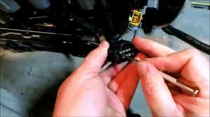 2007 cadillac dts heated seat repair youtube