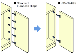 european hidden cabinet hinges heavy duty 3 4 full self close cabinet hinge featuring a way with