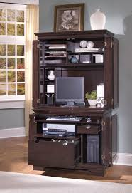 Sauder Edge Water Desk With Hutch by Best 25 Computer Desk With Hutch Ideas On Pinterest Hideaway