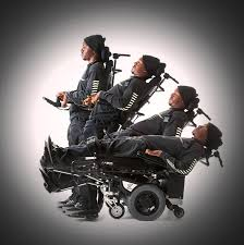 Power Chair With Tracks Standing Wheelchairs Rise To New Heights New Mobility