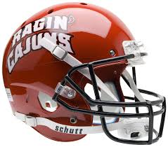 louisiana lafayette ragin cajuns full xp replica football helmet