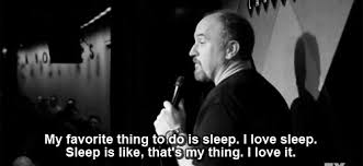 Louis Ck Meme - louis ck sleep gif find share on giphy