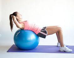 Sitting On A Medicine Ball At Desk Should I Sit On An Exercise Ball At Work Exercise Ball