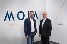 volkswagen launches moia a new standalone mobility company