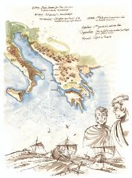 Map Of Albania The Ancient Port Of Oricum Albania U2013 2017 Marine Archaeology