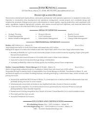 home builder free builder resume sle free resumes tips