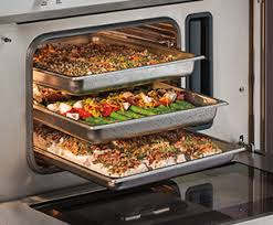 Built In Wall Toaster Steam Ovens Built In Steam U0026 Convection Ovens For Better Cooking