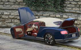 vintage bentley coupe 2014 bentley continental gt add on replace gta5 mods com