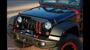 jeep wrangler red jeep wrangler level red concept