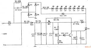 wiring diagram component led bulb circuits circuit modified