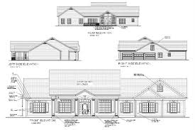 colonial plans colonial ranch home plan 3 bdrm 2097 sq ft house plan 109 1184