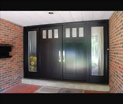Modern Front Entry Doors In African Mahogany Chad Womack by 36 Best Erick U0027s Front Door And Garage Door Images On Pinterest