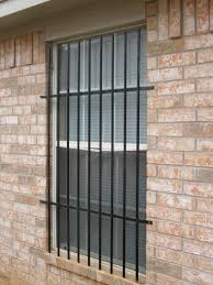 how to build your own security bars for garage or basement windows