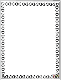 valentines day card coloring page free printable coloring pages