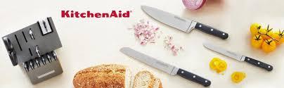 kitchen aid knives kitchenaid kkftr16sl 16 classic forged series