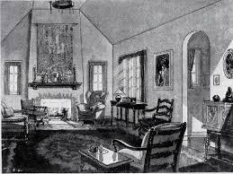 1930 home interior sears catalog houses sears modern homes
