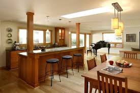 kitchen islands with columns support columns houzz
