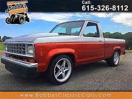 1986 ford ranger 4x4 ford ranger for sale on classiccars com 25 available