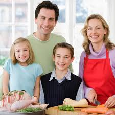cuisine famille préparer noël en famille tout le monde en cuisine psycho