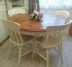 shabby chic dining table sets dining rooms excellent reclaimed dining table and chairs the