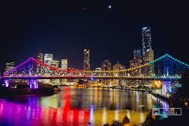 story bridge lights up for valley matt warrell