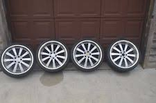 Used 24 Inch Rims Used Rims And Tires Ebay