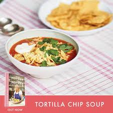 tortilla chip soup lisa faulkner