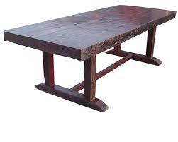 Wooden Dining Room Furniture Rustic Wood Dining Room Furniture In San Diego San Diego Rustic