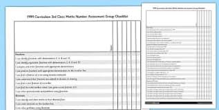 maths assessments 3rd class primary resources page 1