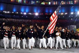 team usa olympic uniforms through the years