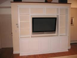 built in tv cabinetll mounted with white and units home decor
