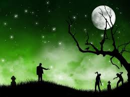 zombie halloween background zombie dust 4032 wallpaper images reference images fans share